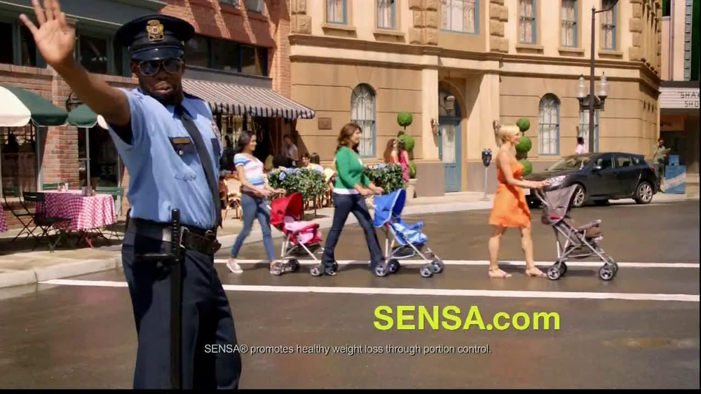 Sensa TV Spot, 'Shake Your Sensa' - Screenshot 5