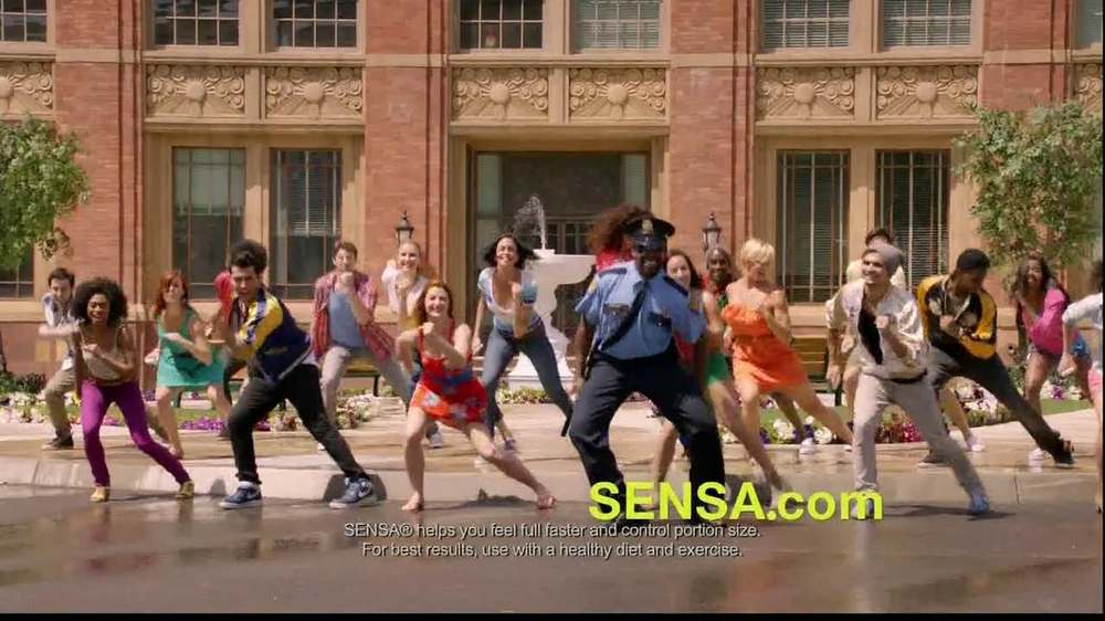 Sensa TV Spot, 'Shake Your Sensa' - Screenshot 7