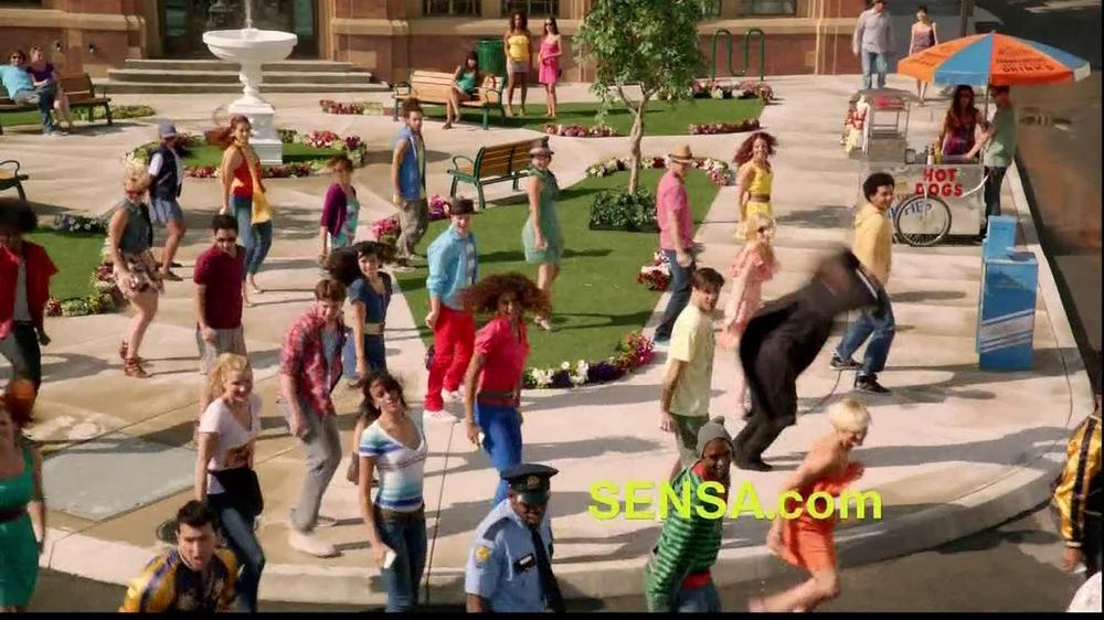 Sensa TV Spot, 'Shake Your Sensa' - Screenshot 8