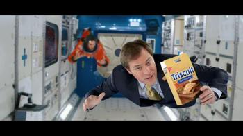 Triscuit TV Spot, 'Astronaut'