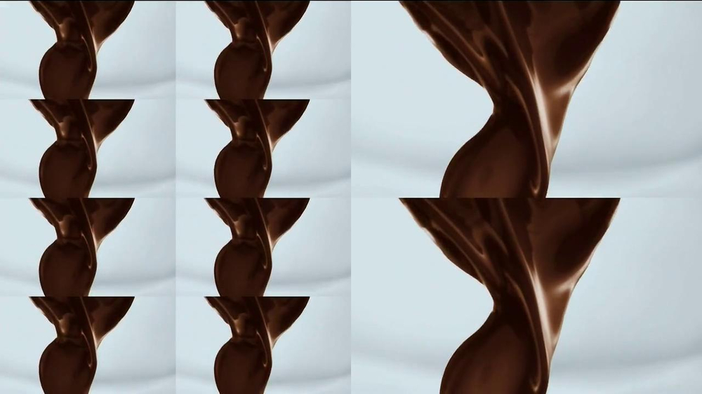 Fiber One Chocolate Cereal TV Spot, 'Wake up with Chocolate' - Screenshot 2