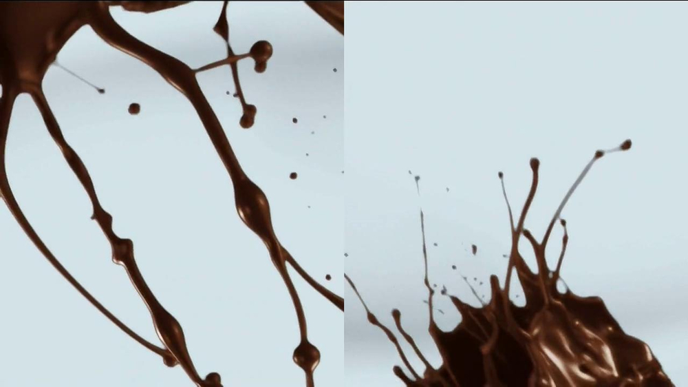 Fiber One Chocolate Cereal TV Spot, 'Wake up with Chocolate' - Screenshot 4