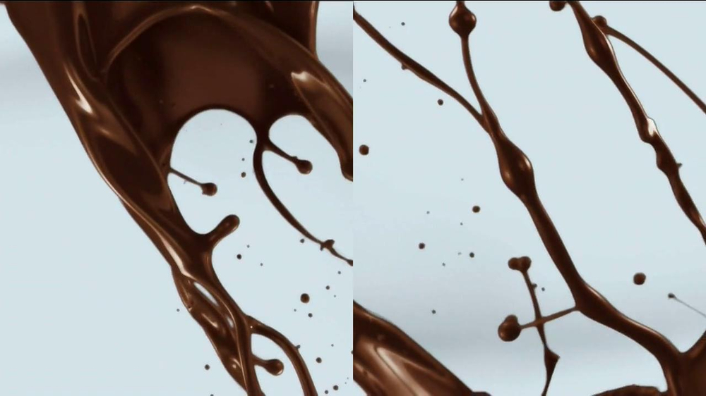 Fiber One Chocolate Cereal TV Spot, 'Wake up with Chocolate' - Screenshot 5