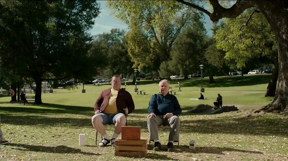 Dish Hopper TV Spot, 'Park' - Screenshot 1