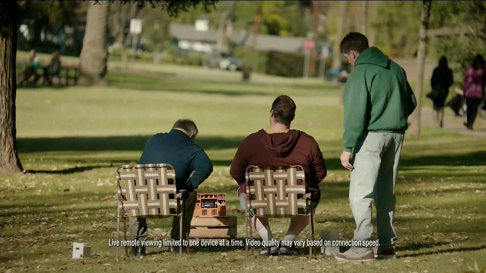 Dish Hopper TV Spot, 'Park' - Screenshot 6