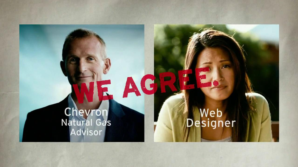 Chevron TV Spot,'We Agree' - Screenshot 10