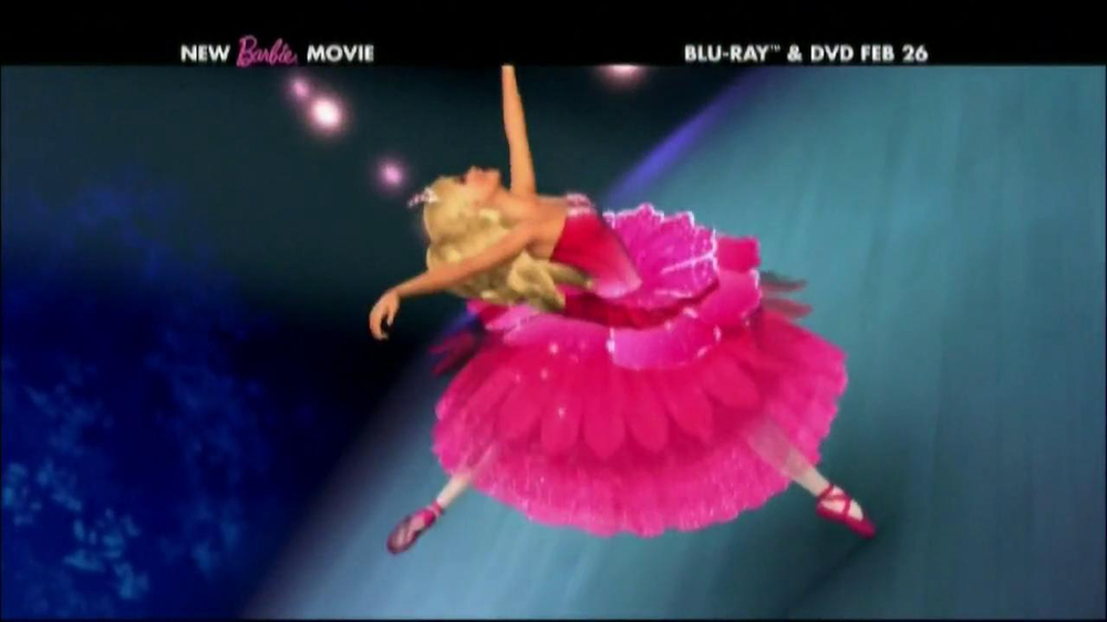 in the pink shoes and dvd tv commercial