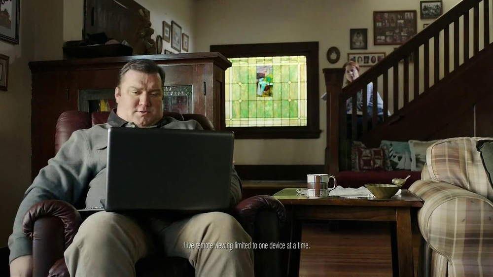 Dish Hopper TV Spot, 'Anywhere' - Screenshot 4