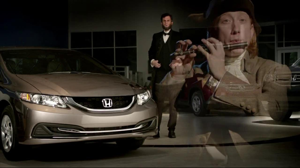 Honda Presidents' Day Sales Event TV Spot - Screenshot 4