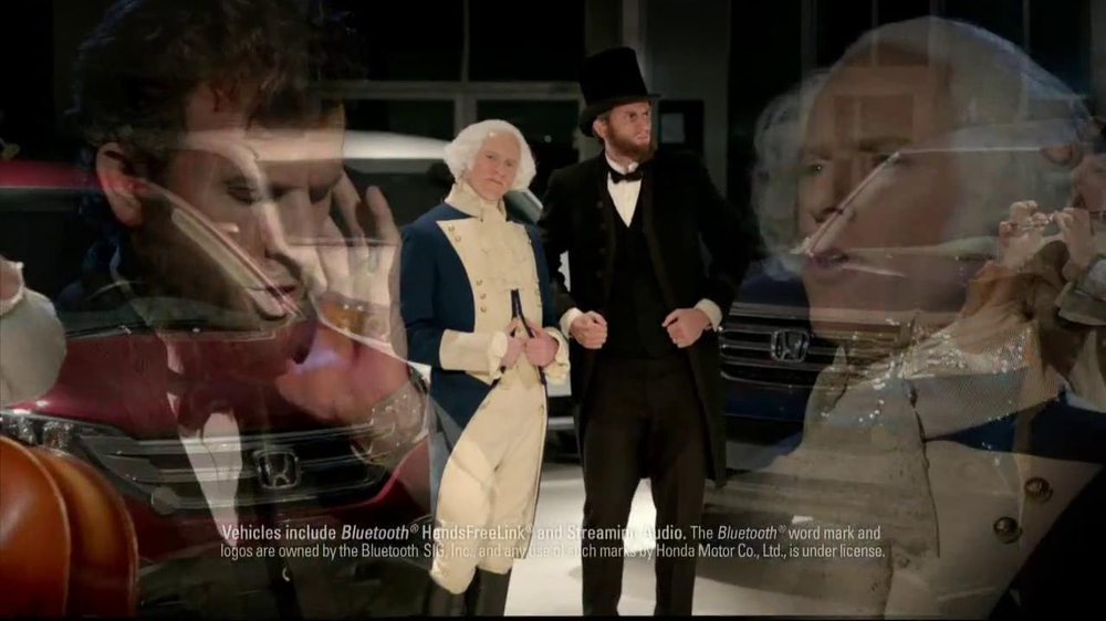 Honda Presidents' Day Sales Event TV Spot - Screenshot 7