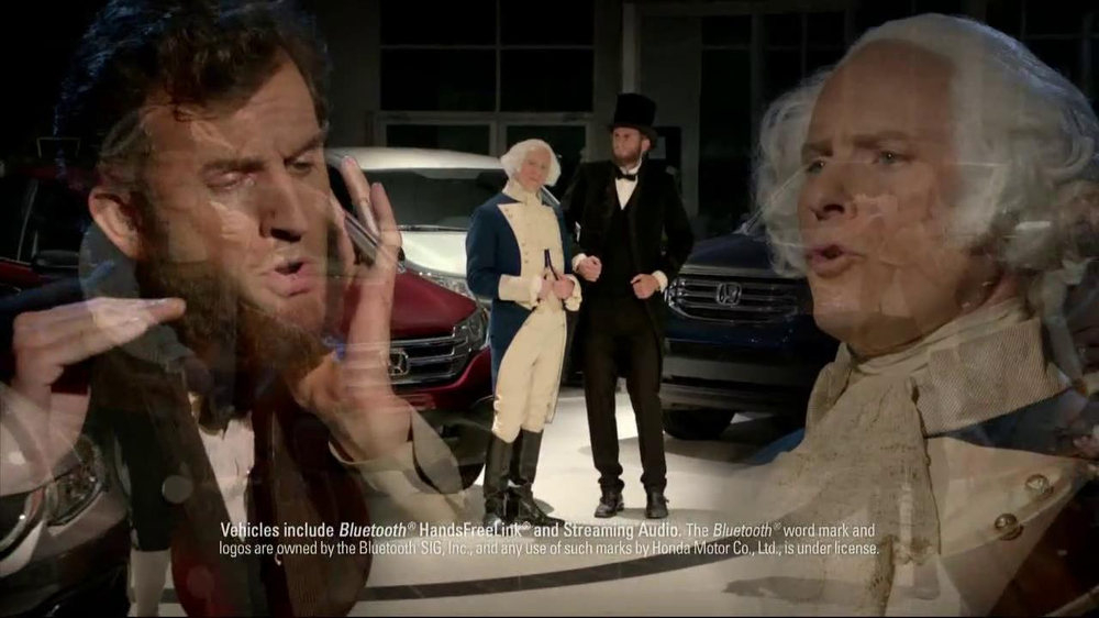 Honda Presidents' Day Sales Event TV Spot - Screenshot 8