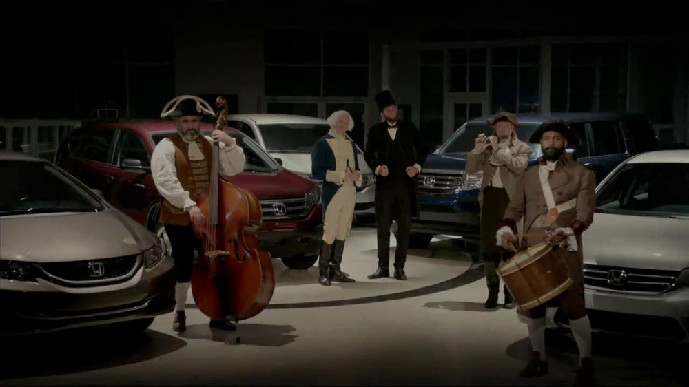 Honda Presidents' Day Sales Event TV Spot - Screenshot 9