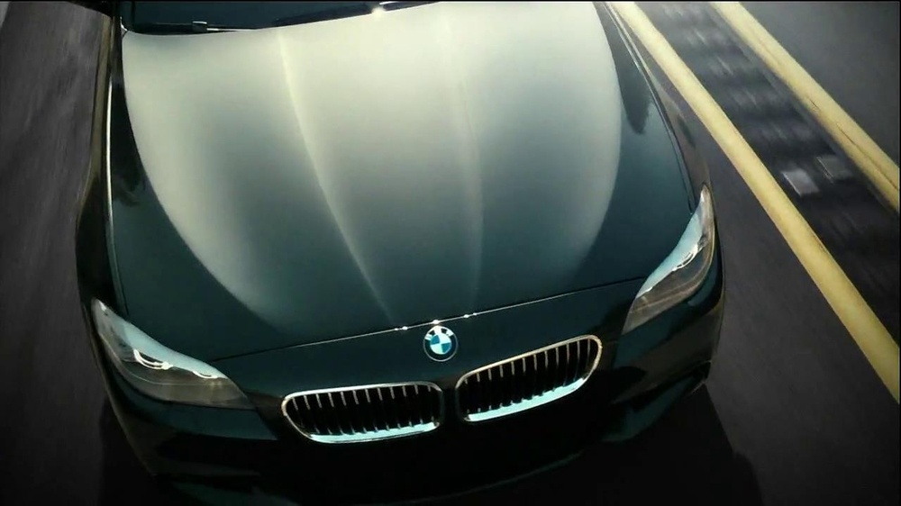 2013 BMW 5 Series TV Spot, 'What you Love' - Screenshot 2