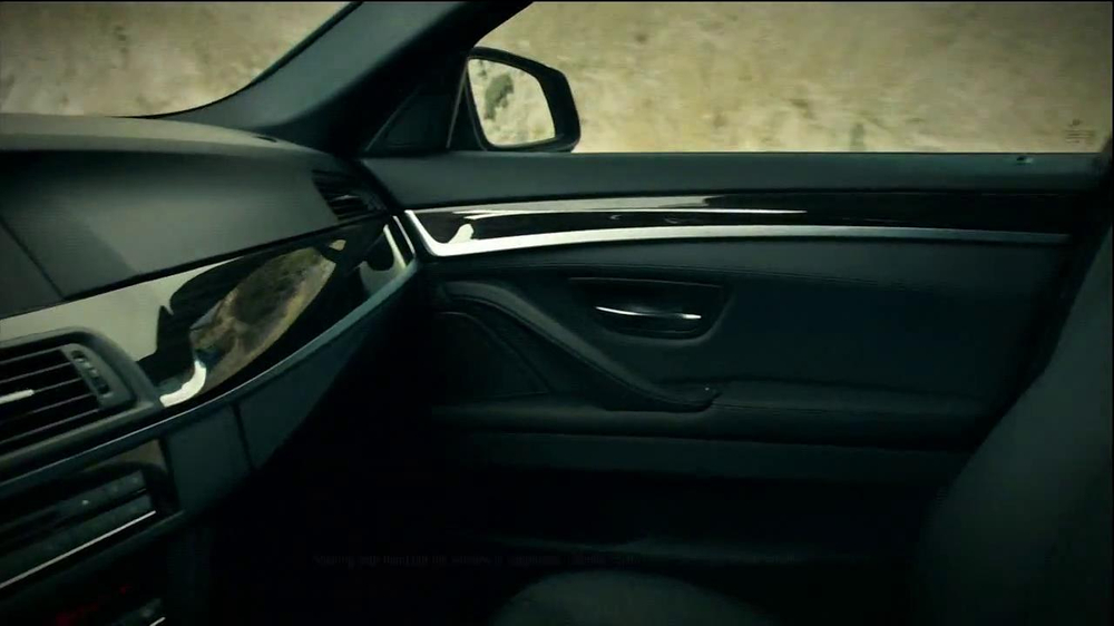 2013 BMW 5 Series TV Spot, 'What you Love' - Screenshot 6