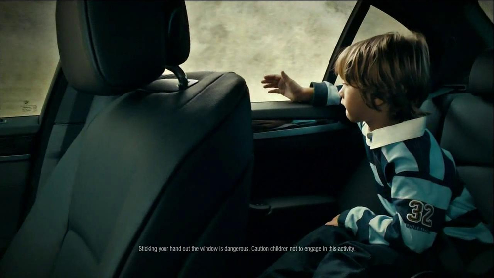 2013 BMW 5 Series TV Spot, 'What you Love' - Screenshot 7