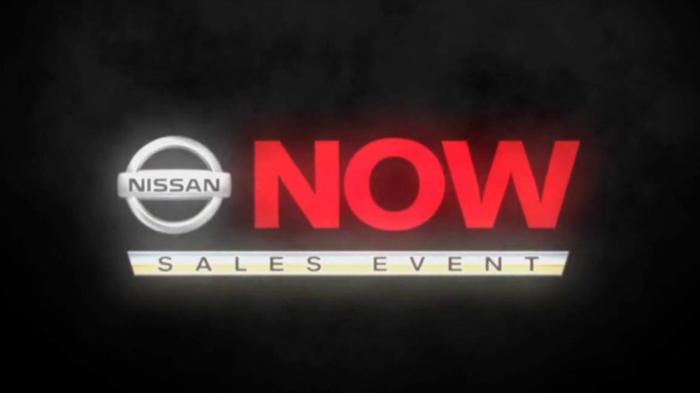 Nissan Now Sales Event TV Spot, 'Altima, Pathfinder, Sentra' - Screenshot 1