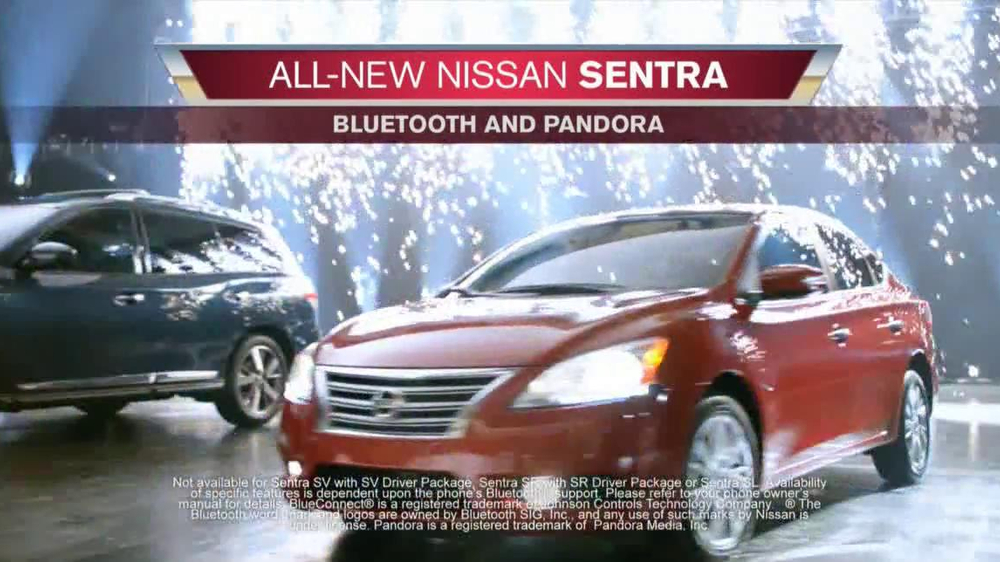 Nissan Now Sales Event TV Spot, 'Altima, Pathfinder, Sentra' - Screenshot 4