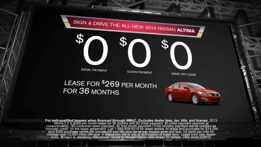 Nissan Now Sales Event TV Spot, 'Altima, Pathfinder, Sentra' - Screenshot 6