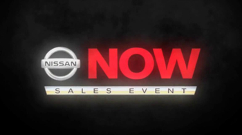 Nissan Now Sales Event TV Spot, 'Altima, Pathfinder, Sentra' - Thumbnail 1