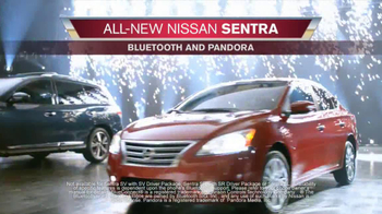 Nissan Now Sales Event TV Spot, 'Altima, Pathfinder, Sentra' - Thumbnail 4