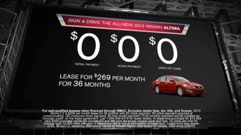 Nissan Now Sales Event TV Spot, 'Altima, Pathfinder, Sentra' - Thumbnail 6