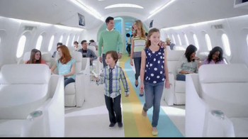Old Navy TV Spot, 'Airplane Jean Sale' Featuring Julie Hagerty - Thumbnail 1