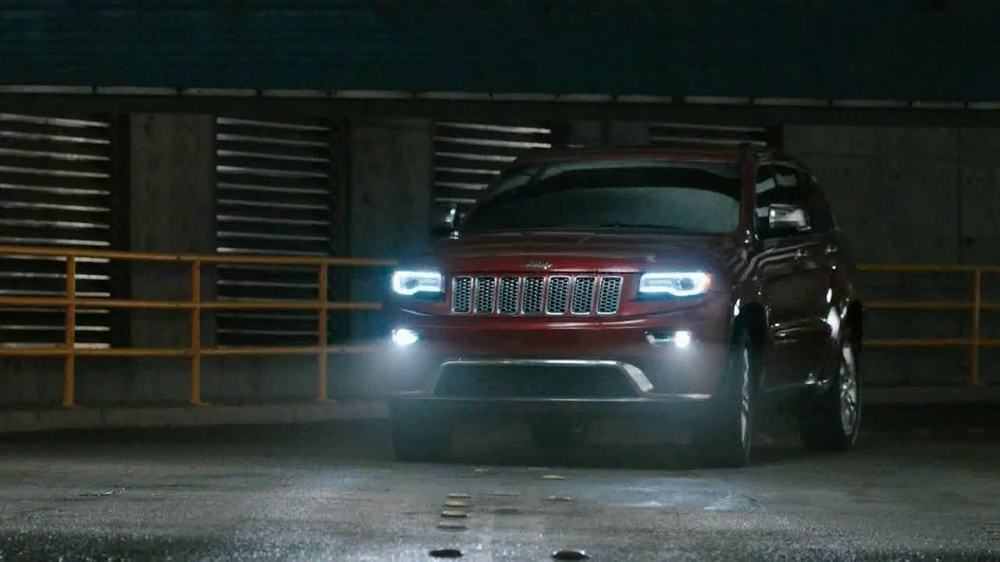 2014 Jeep Grand Cherokee TV Spot, 'Every Inch' Featuring Al Pacino - Screenshot 8