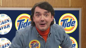 Tide TV Spot, 'Stain Saver Infomercial'