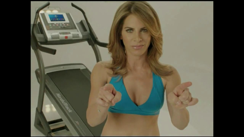Nordic Track X9 TV Spot Featuring Jillian Michaels