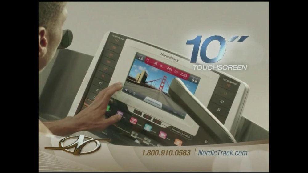 Nordic Track X9 TV Spot Featuring Jillian Michaels - Screenshot 7