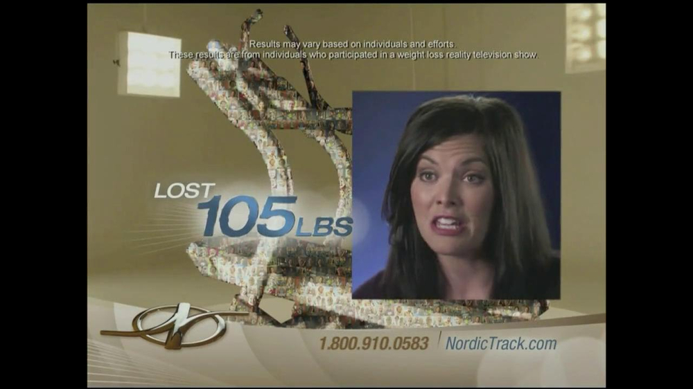 Nordic Track X9 TV Spot Featuring Jillian Michaels - Screenshot 8