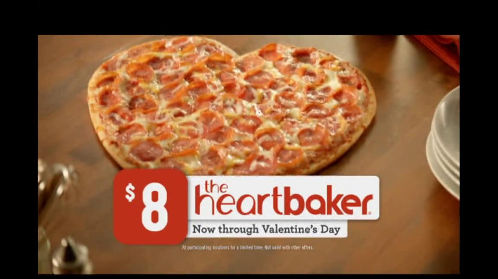 Papa Murphy's The Heartbaker Pizza TV Spot - Screenshot 10