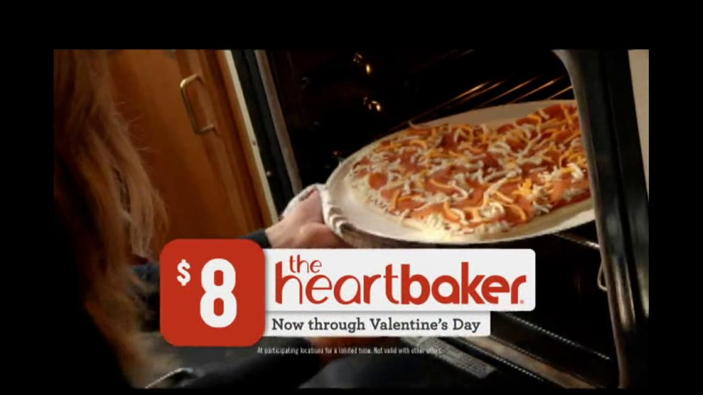 Papa Murphy's The Heartbaker Pizza TV Spot - Screenshot 9