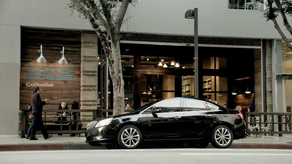 Actress Buick Verano Commercial Autos Post