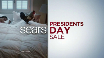Sears Presidents' Day Sale Mattress Closeout TV Spot