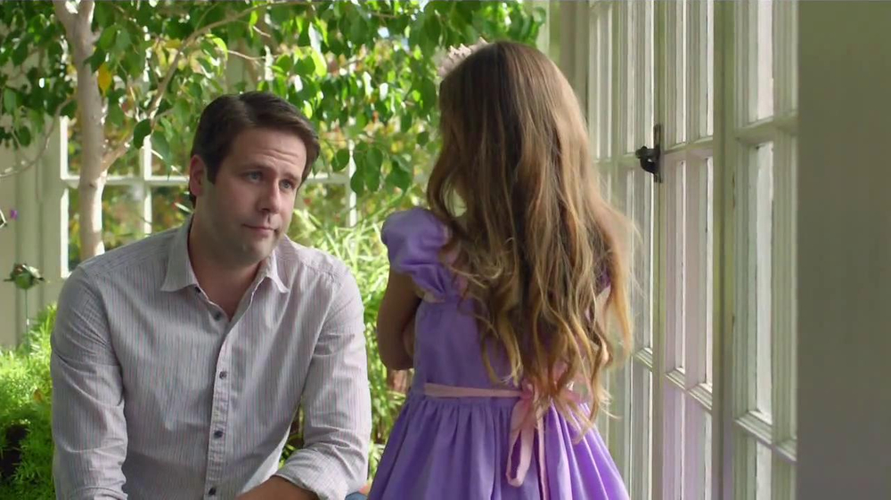Tide+Downy TV Spot, 'Princess Dress'  - Screenshot 6