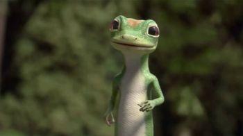 GEICO TV Spot, 'Gecko Outtakes'