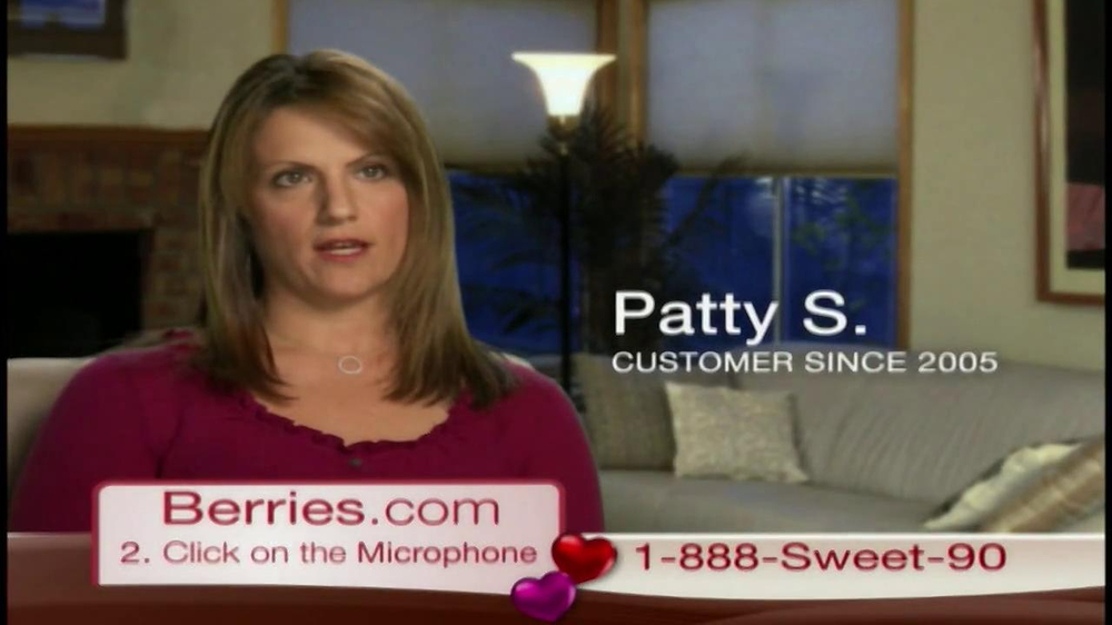 Shari's Berries TV Spot  - Screenshot 5