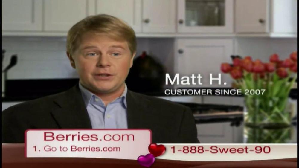 Shari's Berries TV Spot  - Screenshot 6