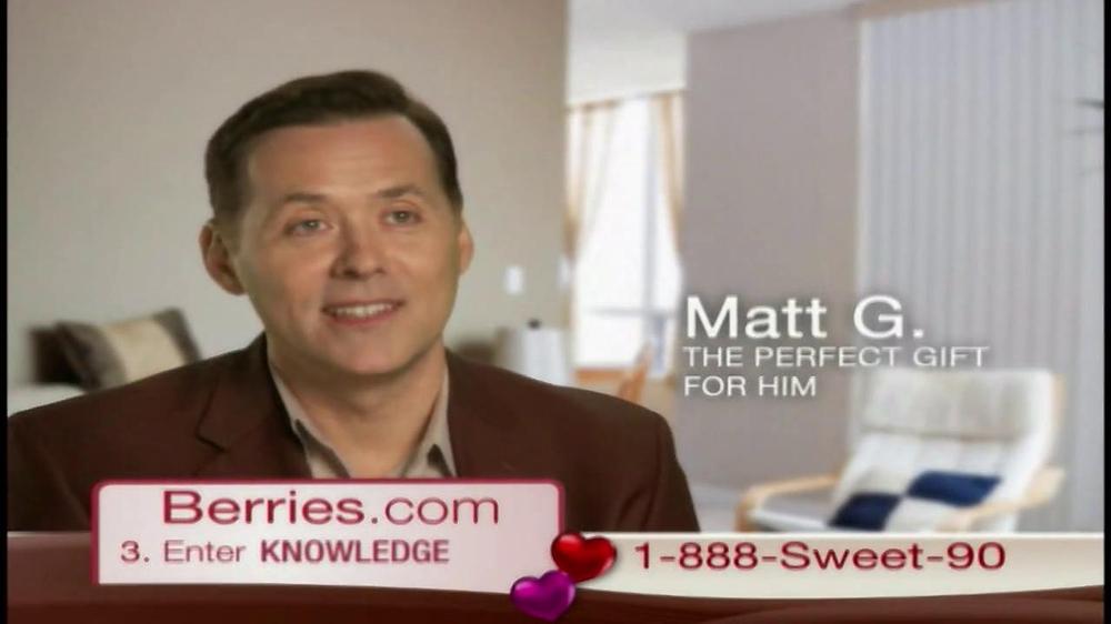 Shari's Berries TV Spot  - Screenshot 7
