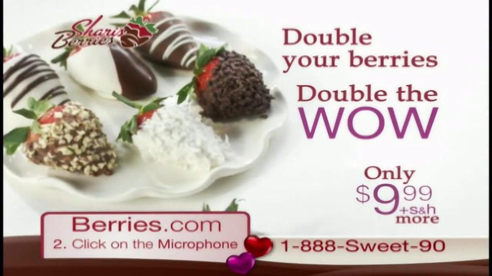 Shari's Berries TV Spot  - Screenshot 8