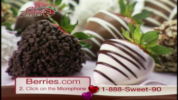 Shari's Berries TV Spot  - Thumbnail 1