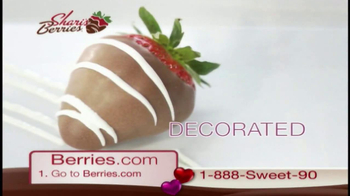 Shari's Berries TV Spot  - Thumbnail 2
