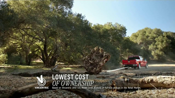 2013 Chevrolet Silverado TV Spot, 'Tree Trunk'