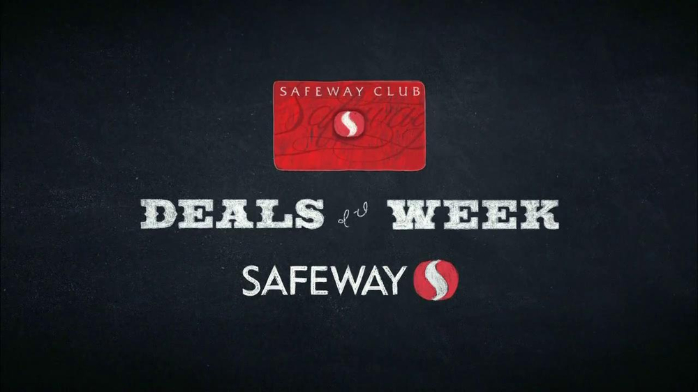 Safeway Deals of the Week TV Spot, 'DiGiorno, Dreyers' - Screenshot 1
