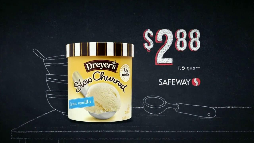 Safeway Deals of the Week TV Spot, 'DiGiorno, Dreyers' - Screenshot 5