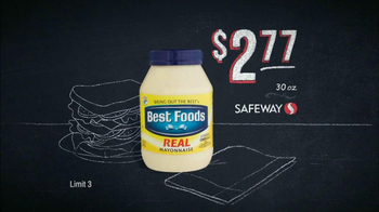 Safeway Deals of the Week TV Spot, 'DiGiorno, Dreyers' - Thumbnail 3