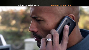 SNITCH: Dwayne Johnson, Super Bowl 2013 Trailer