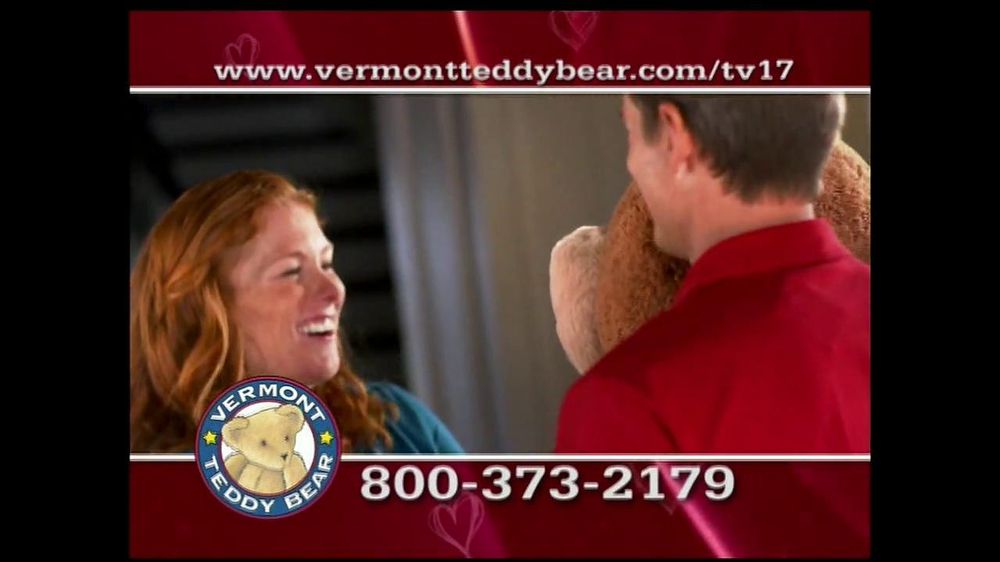 Vermont Teddy Bear TV Spot, 'Valentine's Day' - Screenshot 3