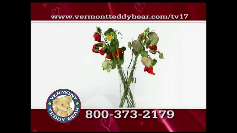 Vermont Teddy Bear TV Spot, 'Valentine's Day' - Screenshot 4